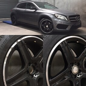 machined alloy mag wheel repair sydney